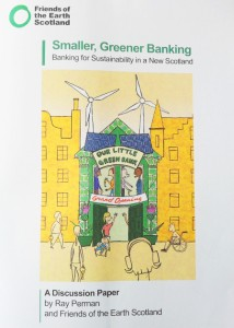 Smaller Greener Banking - FOE Scotland