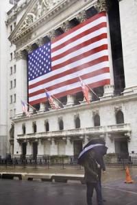 Misty times on Wall Street