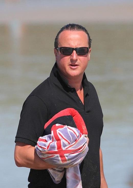 David Cameron: Hapless Architect of Brexit (Apex via Daily Mirror)